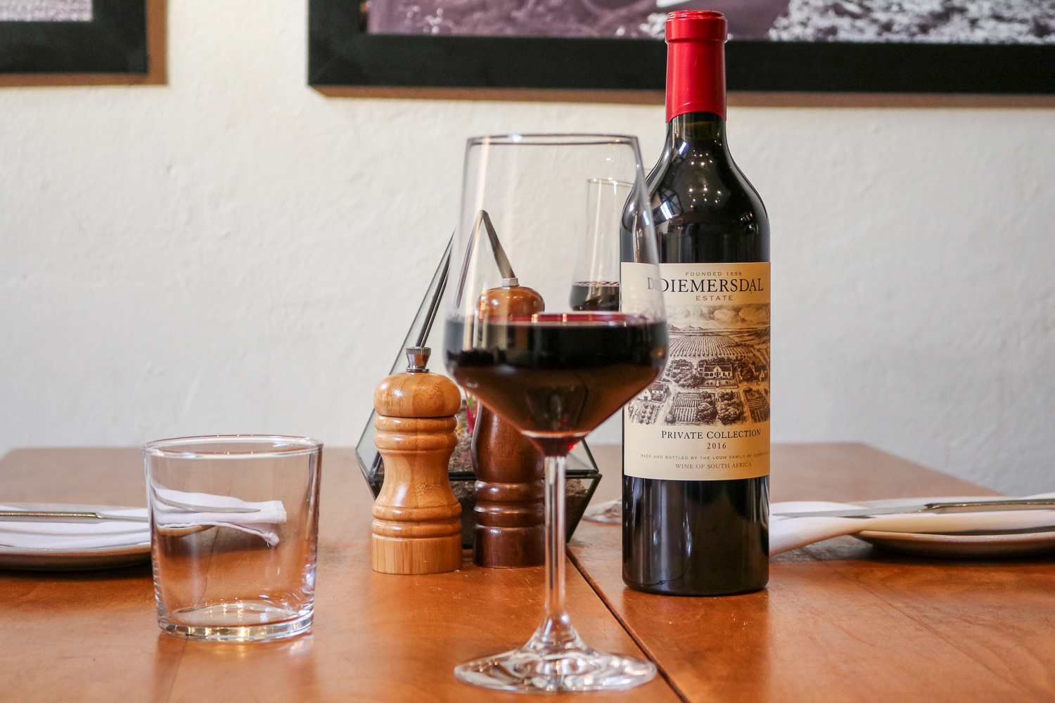 Brabant Wine Trophy: Diemersdal Estate Wins 3rd Trophy At Old Mutual Wine Show