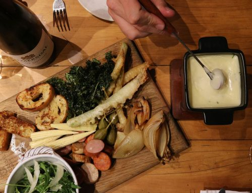 Come Indulge in Delectable Fondue at the Diemersdal Eatery