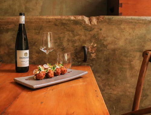 Restaurant Week Menu: 18 Oct – 3 Nov