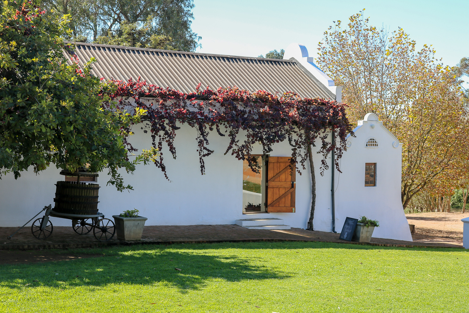 Diemersdal Farm Eatery April 2018
