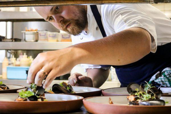 Chef Martin de Kock Diemersdal Farm Eatery
