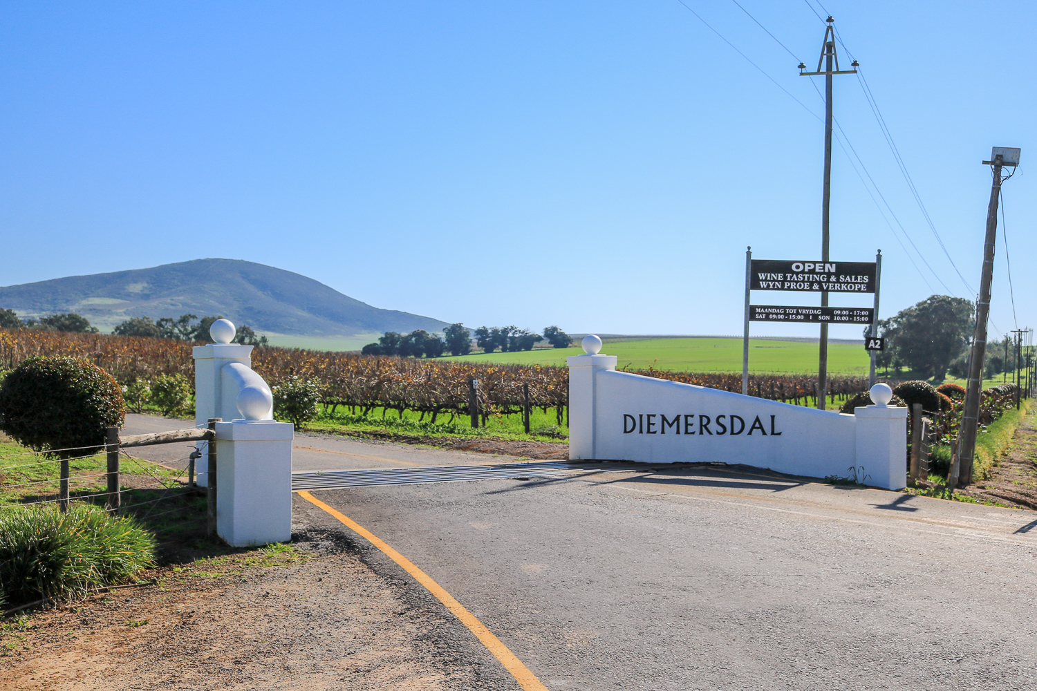 Diemersdal Entrance June 2018