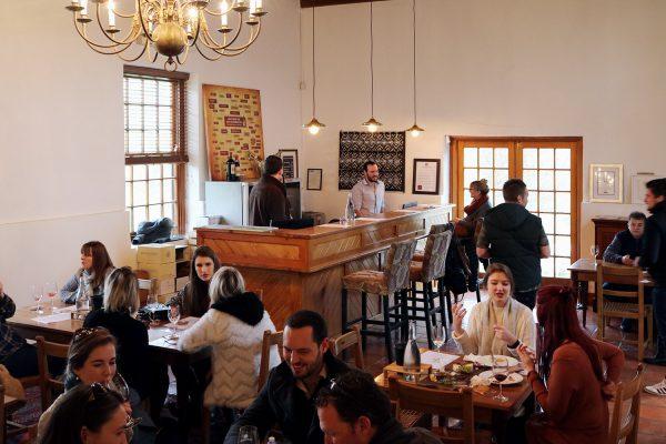 Diemersdal Tasting Room