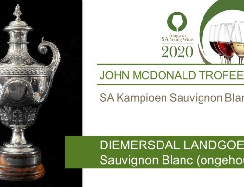 Old Sauvignon Blanc Favourite Diemersdal Pockets Young Wine Show Trophy