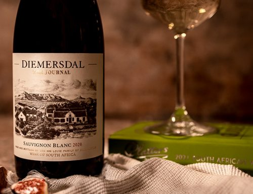 The Journal's New Chapter on Diemersdal Sauvignon Blanc