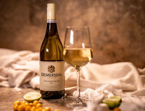 South Africa's First Sauvignon Blanc 2021 Lands from Diemersdal Estate