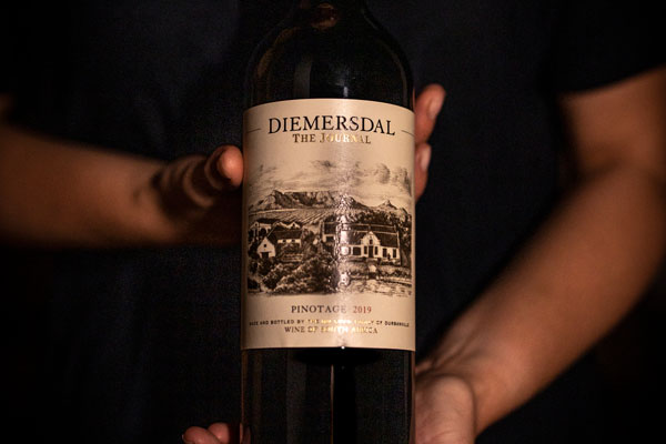 Diemersdal - The Journal Pinotage 2019